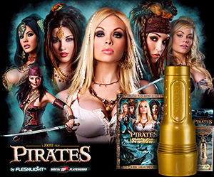Fleshlight Pirates Collection