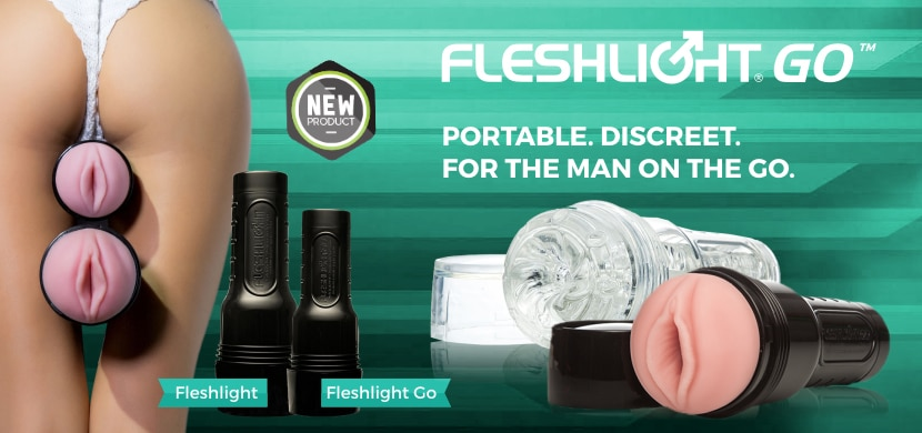 fleshlight go masturbator