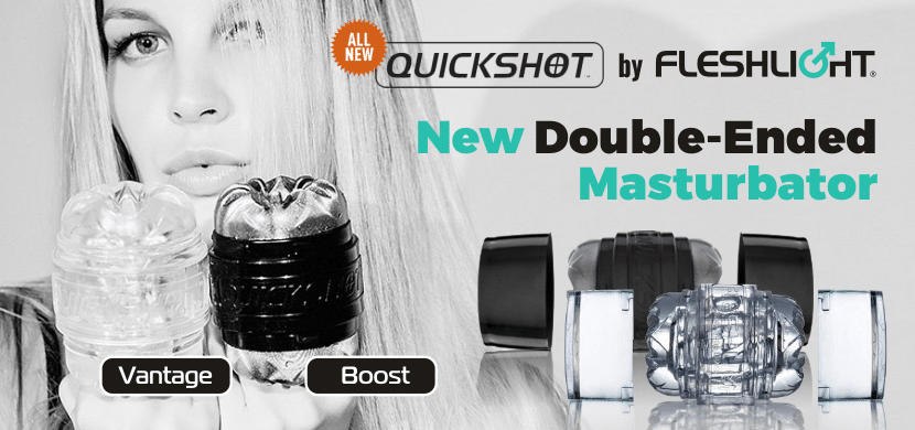 fleshlight quickshot new masturbator