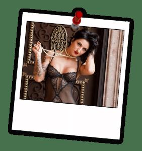 Cherry Devivre Porn Model Portrait