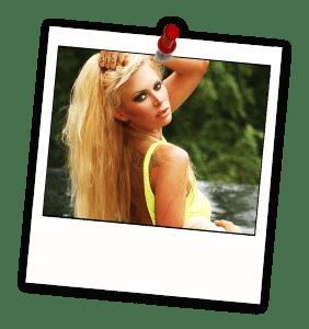 Jenna Jameson Porn Star Portrait