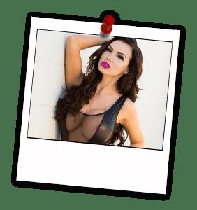 Nikki Benz Porn Star Portrait