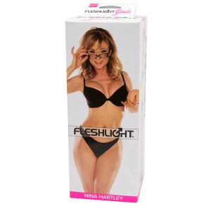 Nina Hartley Fleshlight im Karton