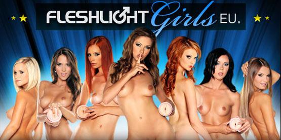 Primal Textur - Europäische Fleshlight Girls
