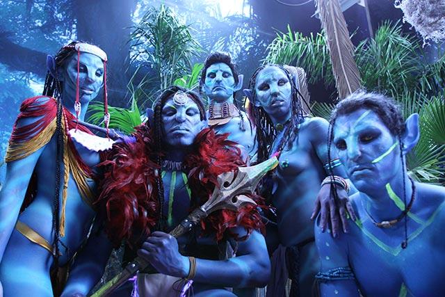 This ain´t Avatar XXX