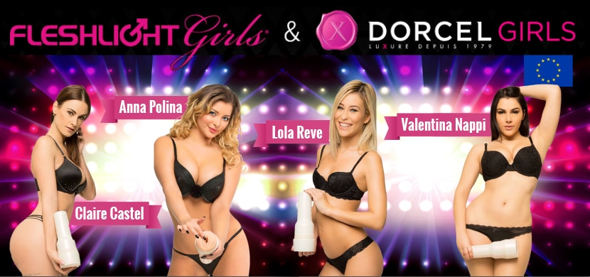 Fleshlight Dorcel Girls