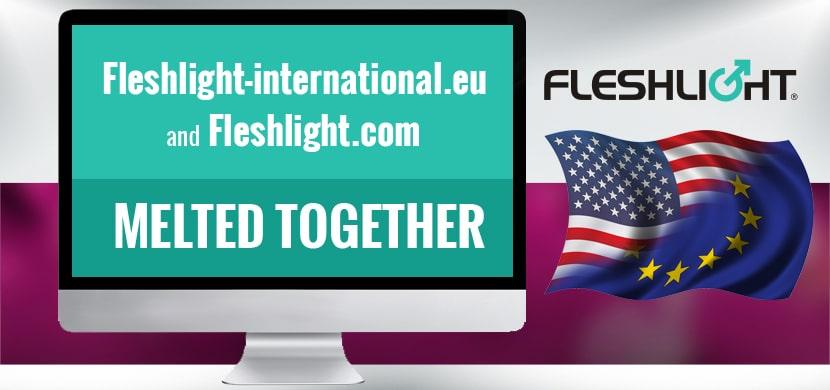 fleshlight international melted together