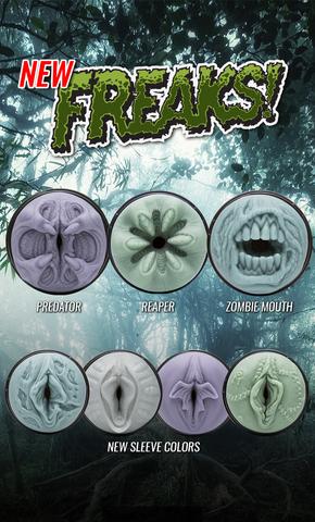 Neue Fleshlight Freaks