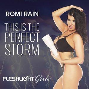 Romi Rain Fleshlight Storm