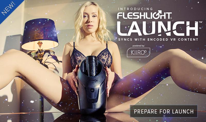Fleshlight Launch Produkt- Einführung