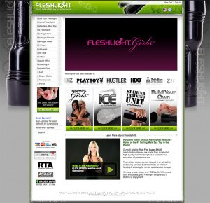 2008: Fleshlight Shop relaunch