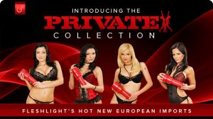 Fleshlight PRIVATE Collection