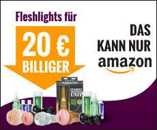 20% bei Fleshlights sparen bei Amazon